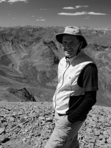 Gene Wilkes - theologian and mountain climber