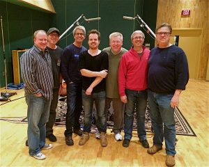 L-R: David, Mark, Craig, Aaron, Luke, Doug, Robert