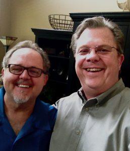 Bruce Cokeroft & Robert (2014)